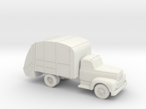 IH R190 Garbage Truck - HOscale in White Strong & Flexible