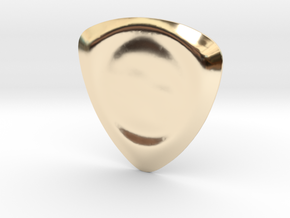 Easy Grip Pick in 14K Yellow Gold