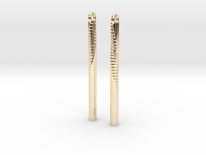 Andromeda Earrings in 14K Yellow Gold