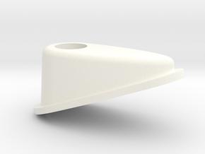 Seaking Nav Lights in White Processed Versatile Plastic