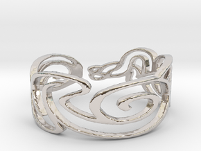 Bracelet Design Women in Platinum