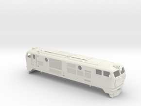 Locomotive FAUR Class 77 in White Natural Versatile Plastic