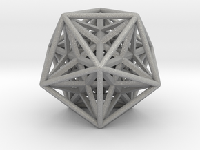 Super Icosahedron in Aluminum