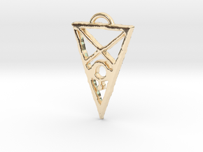 Bruja in 14K Yellow Gold