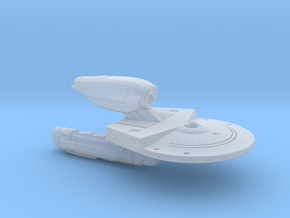 Terran Rankine Class Science Cruiser - 1:7000 in Smooth Fine Detail Plastic