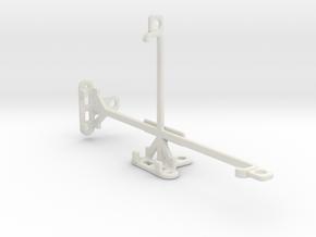Oppo F3 Plus tripod & stabilizer mount in White Natural Versatile Plastic