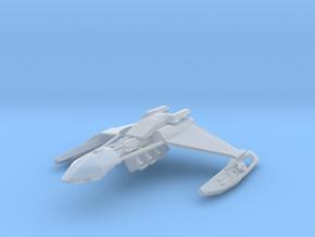Klingon D5 Tanker Variant 1/2500 FUD in Smooth Fine Detail Plastic