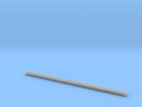Rillenschiene 1m Spur 0 Lenz in Smooth Fine Detail Plastic