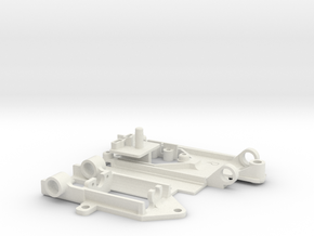 PDFFpod BMW320Gr5 Dirk in White Strong & Flexible