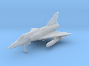 020L Mirage IIIO 1/350  in Smooth Fine Detail Plastic
