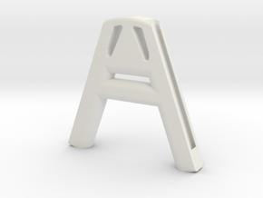 Custom Joycon Grip in White Strong & Flexible