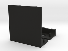Universal Spool Holder in Black Natural Versatile Plastic