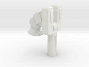 Rhymeguy's Slingshot in White Natural Versatile Plastic