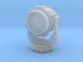 1/96 IJN Searchlight 110 cm Type 92 in Smooth Fine Detail Plastic