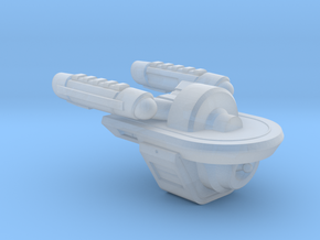 Terran Wotan Class Automated Transport - 1:7000 in Smooth Fine Detail Plastic