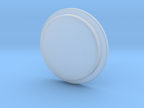 TLF# -  Shabby Button in Smoothest Fine Detail Plastic