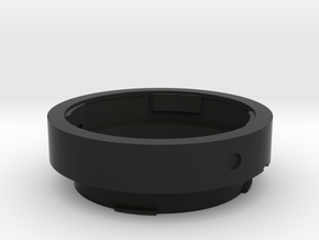 Leica M OUFRO Macro adapter in Black Natural Versatile Plastic