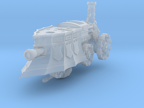 10mm Imperial Heavy Steam Tank (1pcs) in Smooth Fine Detail Plastic