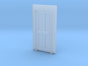 Standard Building  Door #1 in Smooth Fine Detail Plastic