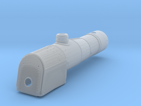 NW M Class Boiler 1-87 Scale Original Smokebox in Smooth Fine Detail Plastic