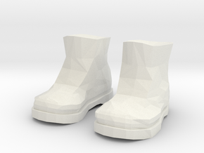 Timberland Shoes in White Natural Versatile Plastic