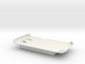 Galaxy S6 Edge / Dexcom Case - NightScout or Share in White Natural Versatile Plastic