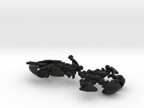 03-LSS Striker in Black Strong & Flexible