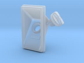 Land Rover Defender square pocket Fuel Filler (1/ in Smooth Fine Detail Plastic
