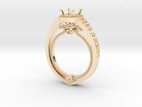 Ring in 14K Yellow Gold