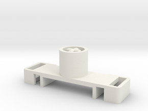 Topre to MX 2.25u Plunger in White Natural Versatile Plastic