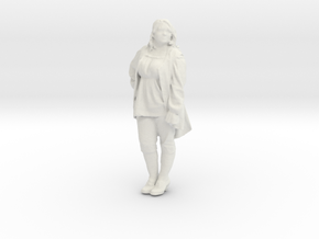 Printle C Femme 559 - 1/24 - wob in White Strong & Flexible