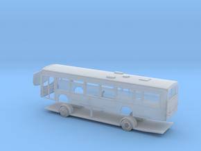 Volvo B7 Wright Gemini 1/148 in Smooth Fine Detail Plastic