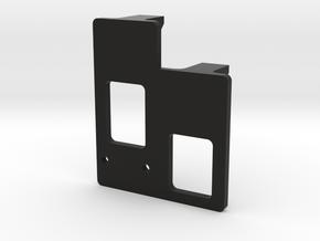 Mugen Shorty Brace V1 in Black Natural Versatile Plastic
