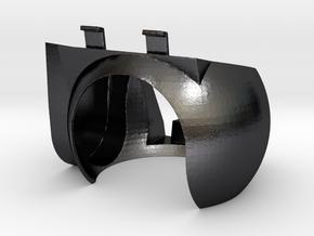DJI Mavic Pro Anti Sun Glare protector in Polished and Bronzed Black Steel