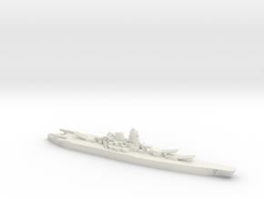 Yamato 1/3000 in White Natural Versatile Plastic