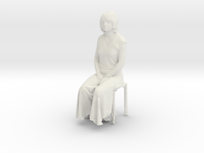 Printle C Femme 107 - 1/20 - wob in White Strong & Flexible