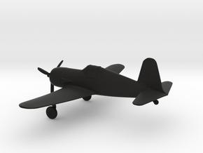 Vultee P-66 Vanguard in Black Natural Versatile Plastic: 1:108