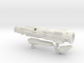 Stalker/MW Soundwave Upgrade Kit (Titans Return) in White Strong & Flexible: Small