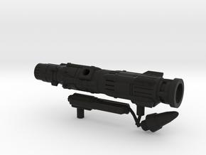 Stalker/MW Soundwave Upgrade Kit (Titans Return) in Black Strong & Flexible: Small