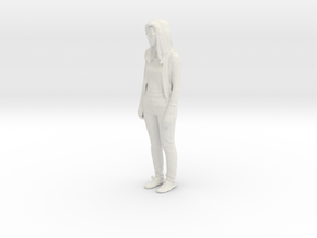 Printle C Femme 159 - 1/43 - wob in White Strong & Flexible