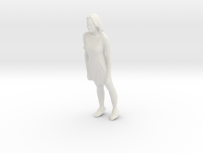 Printle C Femme 164 - 1/43 - wob in White Strong & Flexible