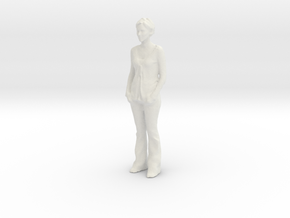 Printle C Femme 173 - 1/43 - wob in White Strong & Flexible