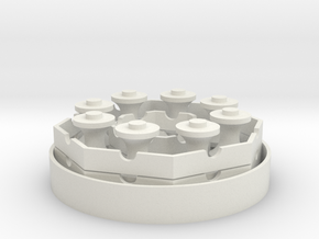 DaVinci Bearing in White Strong & Flexible