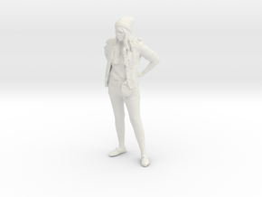 Printle C Femme 181 - 1/43 - wob in White Strong & Flexible