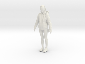 Printle C Femme 183 - 1/35 - wob in White Strong & Flexible