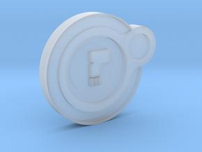 Dead Orbit Personal Emblem in Smooth Fine Detail Plastic