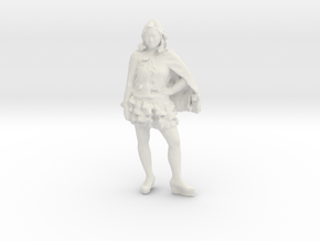 Printle C Femme 190 - 1/43 - wob in White Strong & Flexible
