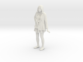 Printle C Femme 185 - 1/35 - wob in White Strong & Flexible