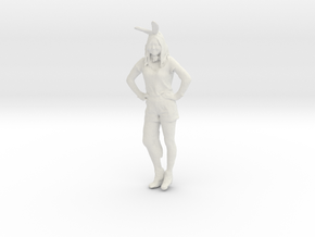 Printle C Femme 187 - 1/35 - wob in White Strong & Flexible
