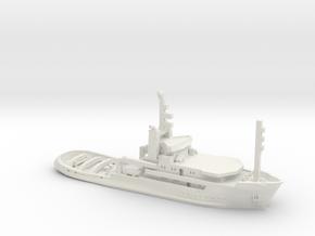 ETV Waker in White Natural Versatile Plastic: 1:1200